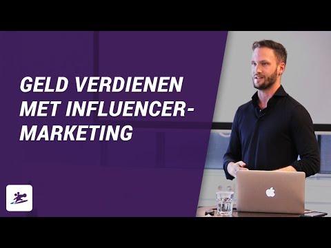 Hoe verdien je geld met influencer marketing?