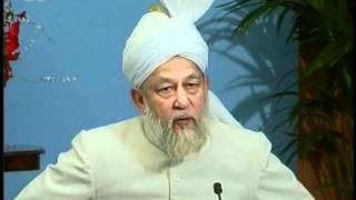 Urdu Tarjamatul Quran Class #82, Surah Al-An'am v. 114-141, Islam Ahmadiyyat