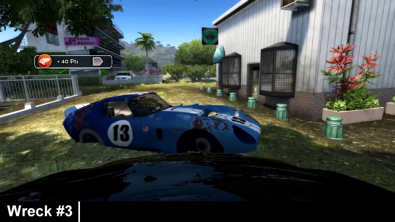 Wrecked Cars Part 4 (Hawaii) (HD
