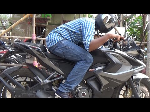 NEW BSIV PULSAR RS 200 USER/OWNER'S HONEST REVIEW.