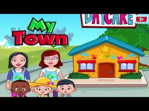 скачать игру My Town Beauty Spa Salon - фото 9