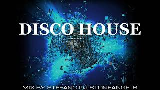 DISCO HOUSE OLD SCHOOL CLUB MIX BY STEFANO DJ STONEANGELS