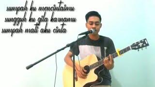 Download Lagu sumpah ku mencintaimu - seventeen cover by afgiantara