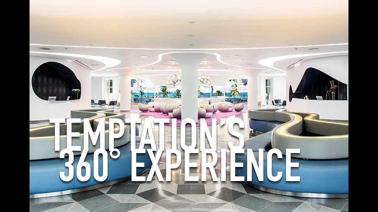 Immersive Grand Opening Experience - Temptation Cancun Resort - YouTube