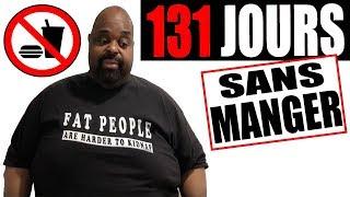 131 JOURS DE JEÛNE À L'EAU ! (Perte de poids extrême)