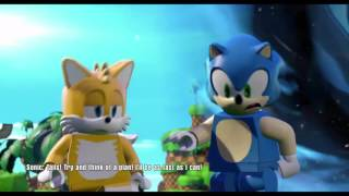 Sonic The Hedgehog Level Pack - Lego Dimensions (PS4)