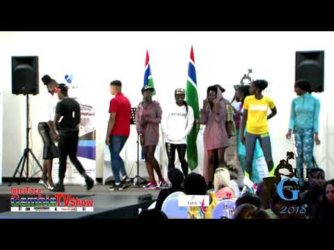 InterFace Gambia TV with Uk's 1st Gambian Fashion and Exhibition Weekend 2018 Part 3