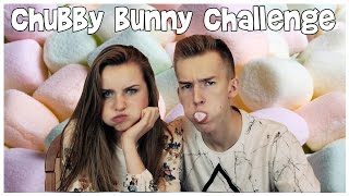 Chubby Bunny Challenge z Wiki! :D