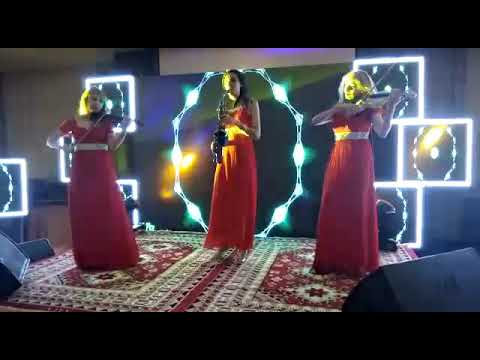 Female Live Band- Foreign Live Band - Russian Artists - VS EVENTS 989 989 1460