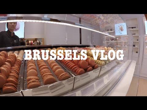 BRUSSELS, Belgium VLOG