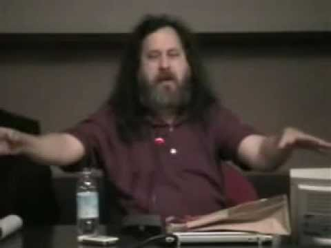The Future of Free Software - Richard Stallman