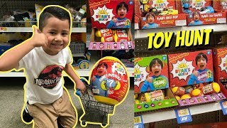 RYANS WORLD TOY HUNT, Ryan ToysReview toys, RYANS WORLD GIANT EGG, CARS 3 TOY HUNT