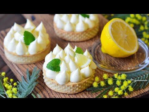 ТАРТ с лимонным