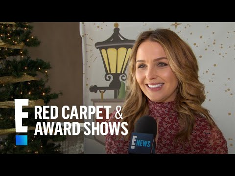 Has Camilla Luddington Picked a Baby Name Yet?  E! Live from the Red Carpet