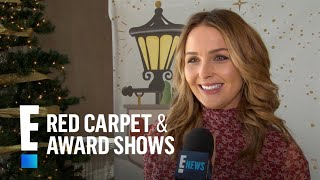 Has Camilla Luddington Picked a Baby Name Yet? | E! Live from the Red Carpet
