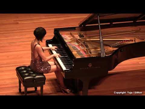 Yuja Wang Mendelssohn Songs Without Words Op  67 No  2 (SiMon)