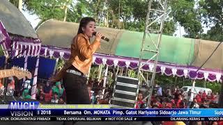 Kalah Cepet Voc  Nasya Aqila MONATA THE KALIBER TEAM Bancak Gunungwungkal Pati 2018