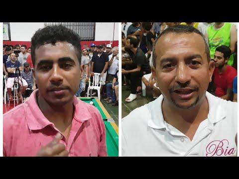 P3 Mega Desafio Baianinho x Maycon 17/12/2018 Votorantim