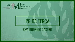 PG da Terça-feira: Estudo em Judas
