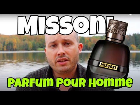 Missoni Parfum Pour Homme Sample Review