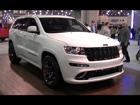 Wrangler For Sale >> 2013 Jeep Grand Cherokee SRT8 Alpine Edition - YouTube