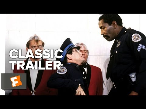 Police Academy 3: Back In Training (1986) Official Trailer - Steve Guttenberg Crime Comedy HD streaming vf