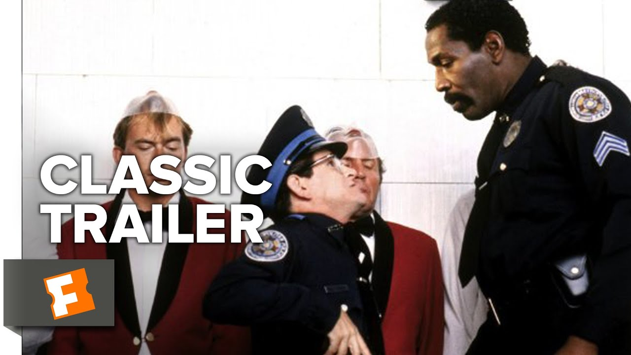 Police Academy 3 Back In Training 1986 Official Trailer Steve Guttenberg Crime Comedy Hd