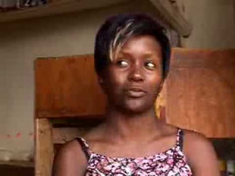 The time waster! Kansiime Anne.