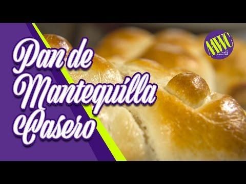 #pandemantequilla - ¿Cómo hacer pan? - ¿Cómo hacer pan de mantequilla? - Receta Pan Casero