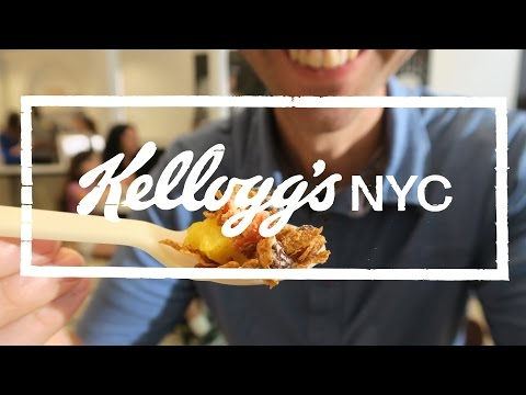 Kelloggs NYC Cafe Review