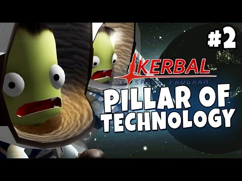KSP - Pillar of Technology - Drilling Uranus #2