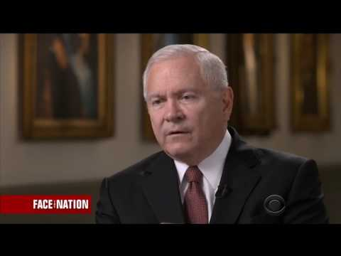 "Robert Gates Praises Trump's ""Disruptive Approach"""