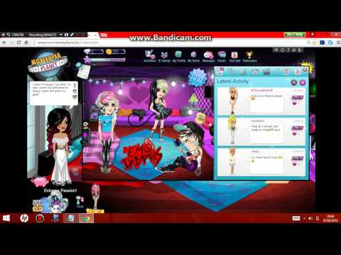How to get 1000 FREE starcoins on Moviestarplanet!!!!! Part:- 1
