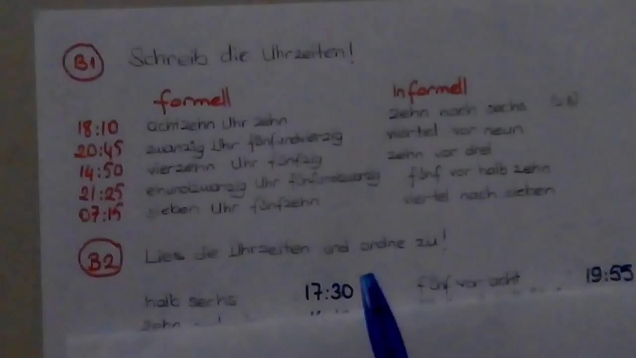 9 Sınıf Almanca çalışma Kitabı Cevapları Youtube