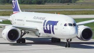 The SMALLEST EUROPEAN AIRPORT with a TRANSATLANTIC FLIGHT - Rzeszów to Newark