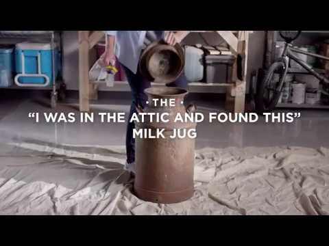 How To Video | Turn this Rusty Milk Jug into Trendy Decor with Stops Rust