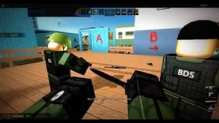 ROBLOX #5 Short episode. With Kurkiem, 2 Kille and saving the round XD