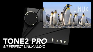 Tone2 Pro - Bit Perfect Linux Audio