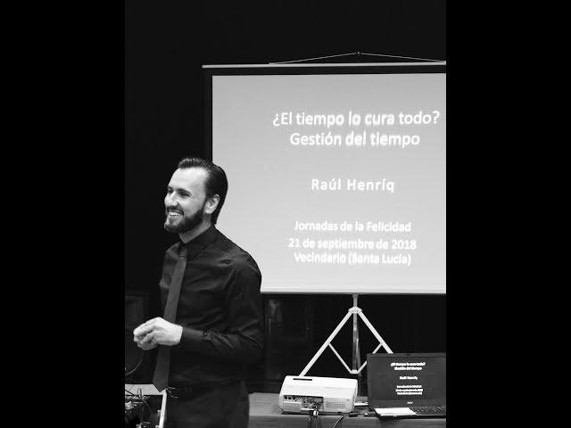 JORNADAS DE LA FELICIDAD - ENTREVISTA RADIO TAGOROR - RAÚL HENRÍQ