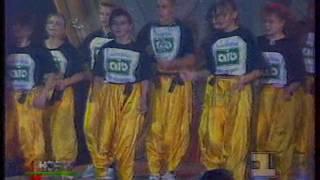 Останкино 1993 г . январская программа