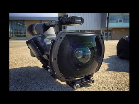 Century Xtreme Fisheye Lens Test Edit!