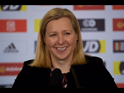 Italy v Wales Squad Announcemnt - Jayne Ludlow reaction