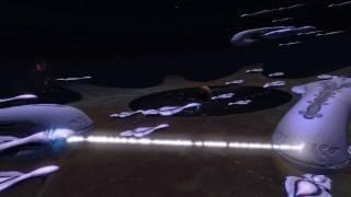 Halo 3 Cutscene Remake: Space Battle