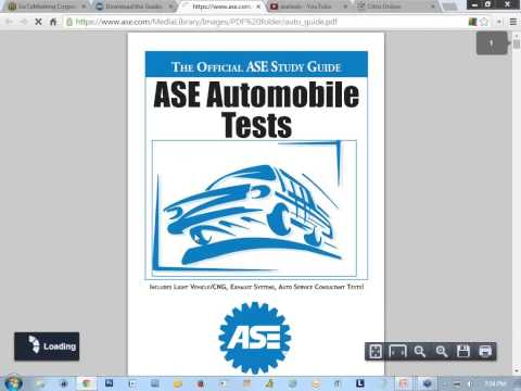 Test Prep Tips -  Hands On With ASE Test Questions