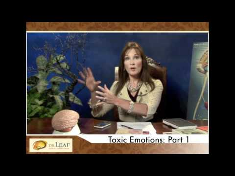 Dr. Leaf | Toxic Emotions Part 1