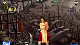 GGPO - The Last Blade 2 - Chiroru2010(JPN) Vs PrinceOfDarkness(UK)