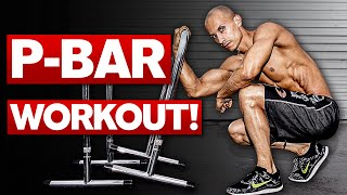 Full-Body Parallette Bodyweight Workout