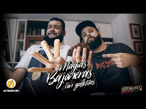 Magias Bajoneras con Galletitas ft. Tenedor Libre