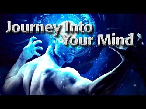 Journey Deep Into Your Mind - Interstellar Harmonics & Liquid Light - Guided Meditation