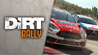 DiRT Rally: the Multiplayer trailer [SP]